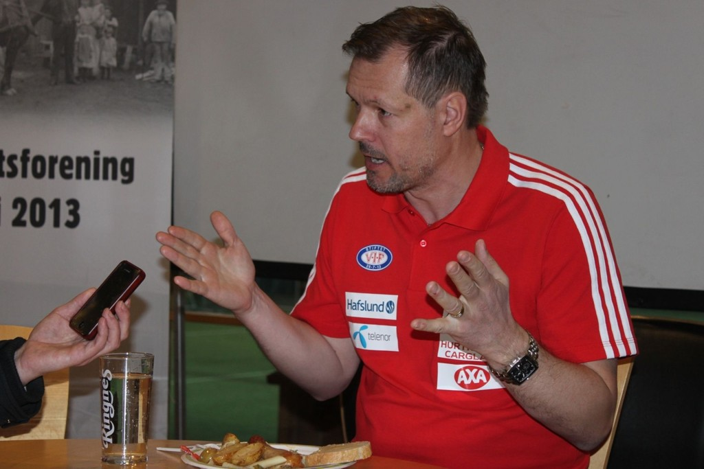 """VIL SAMLE """"ENGA"""": Kjetil Rekdal vil gjøre Vålerenga til en toppklubb igjen. Nå henter han sin tidligere elev, Christian Grindheim, på lån fra danske FCK."""