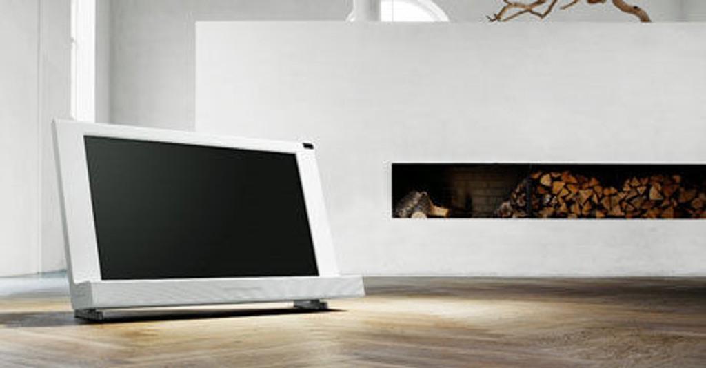 STILSIKKERT: Ikke mange TV-produsenter overgår Bang & Olufsen når det kommer til design.