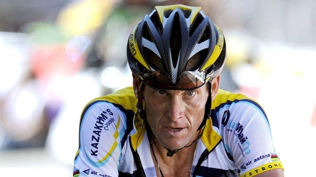 UTESTENGT PÅ LIVSTID: Skal vi tro WADA er Lance Armstrongs sjanser for å returnere til triatlon dårlige.