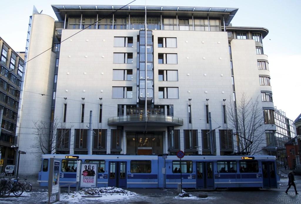 DØMT: En 22 år gammel mann er i Oslo tingrett dømt for vold og brudd på våpenloven.