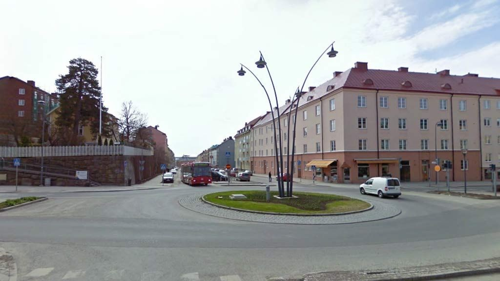 Tulegatan Fredsgatan Stockholm