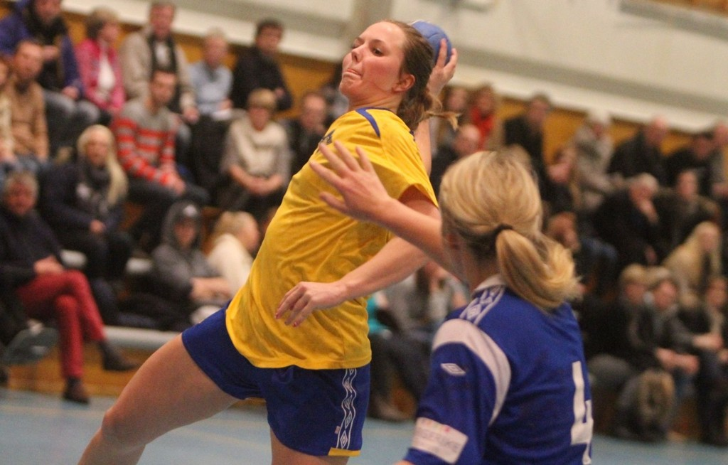 BEST: Ellen Nordal ble kåret til BSKs beste spiller med sine syv spillemål.