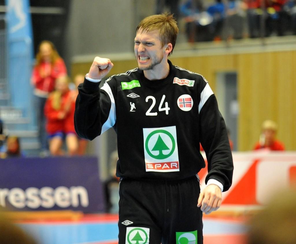 GOD: Magnus Dahl stengte buret mot Sverige.