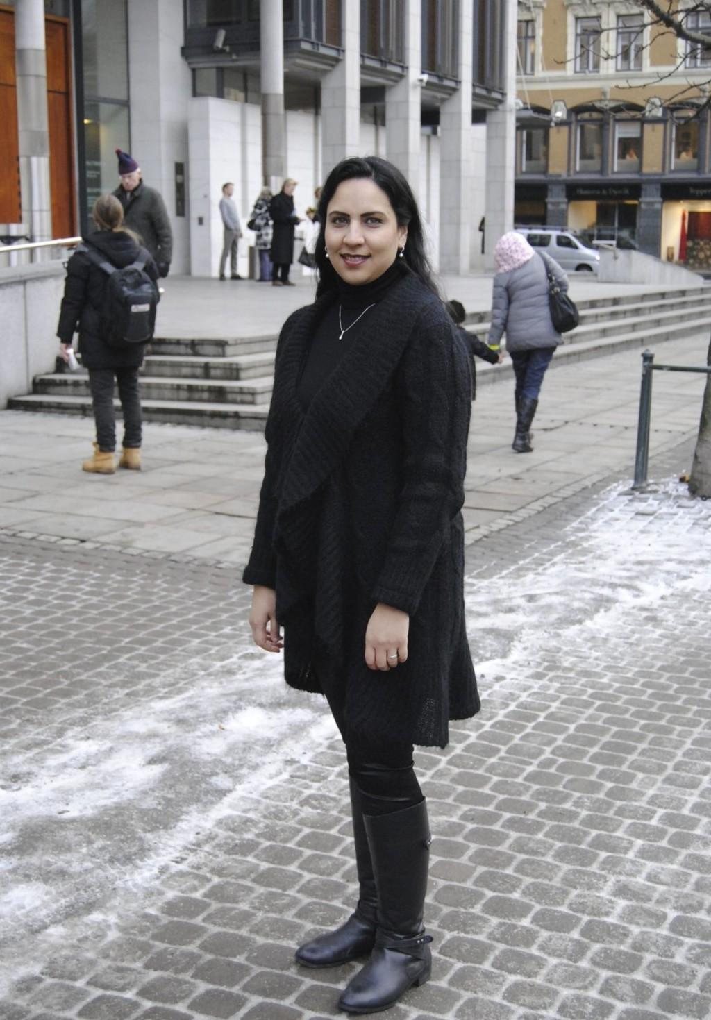 KLAR FOR NY STATSMINISTER: Afshan Rafiq mener Norge allerede er moden for en statsminister med minoritetsbakgrunn.