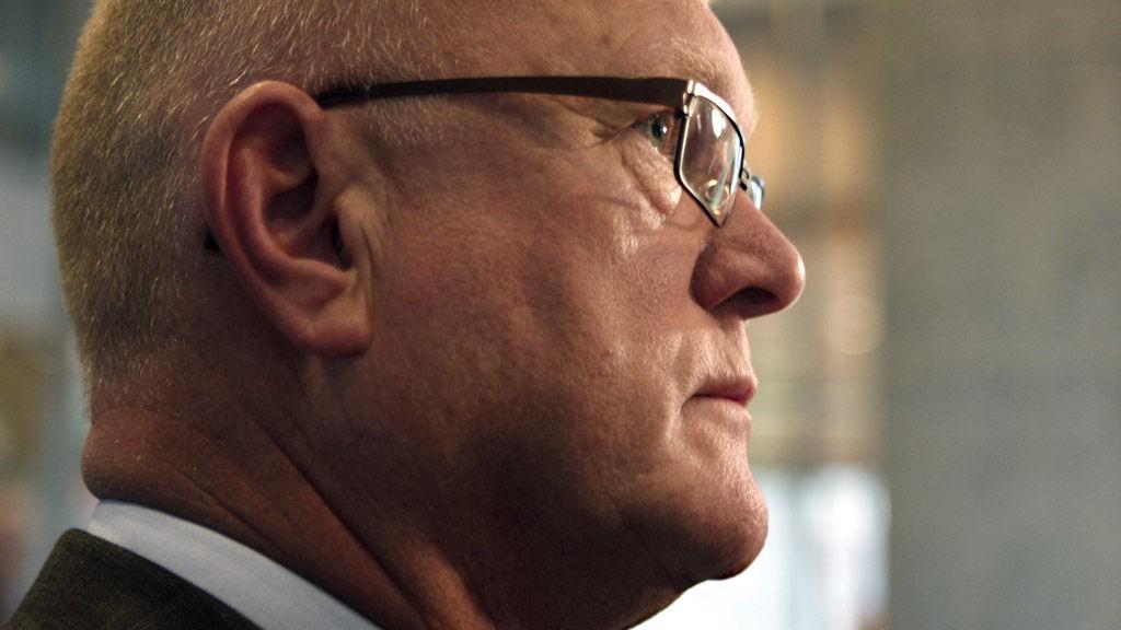 Skattedirektør Svein Kristensen avviser innblanding i ambassadesaken.