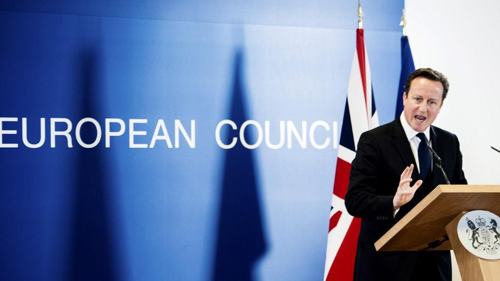 Britene vil bryte med EU og få til en bilateral avtale for å få adgang til EUs indre marked. Men statsminister David Cameron vil ikke bli «styrt via faks fra Brussel»