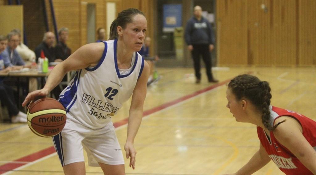 VIL HA KONGEPOKALEN: Veteranen Kristine Kristiansen vil ha NM-tittelen og kongepokalen det siste året før hun legger opp.  Bildetekst