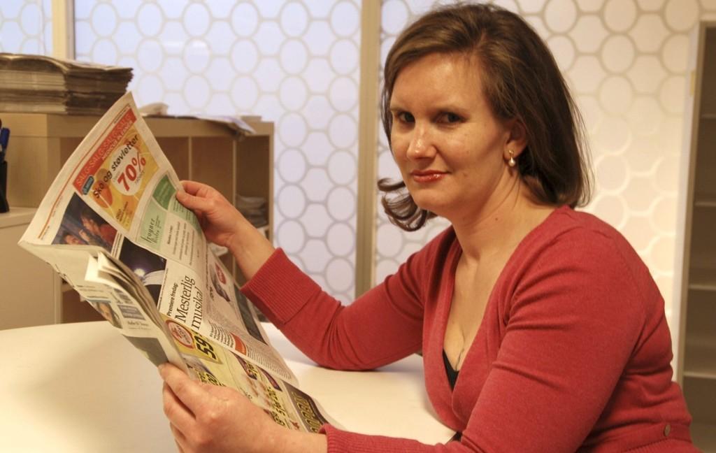 HVERDAGSMAGIKER: Cathrine Brynildsen, journalist i dittOslo