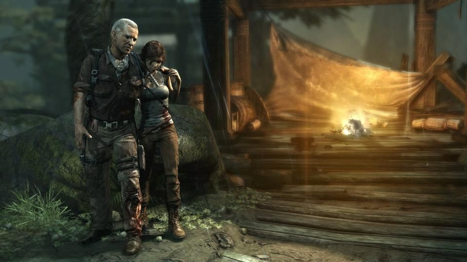 I det nye Tomb Raider får vi se Laras mange sider.
