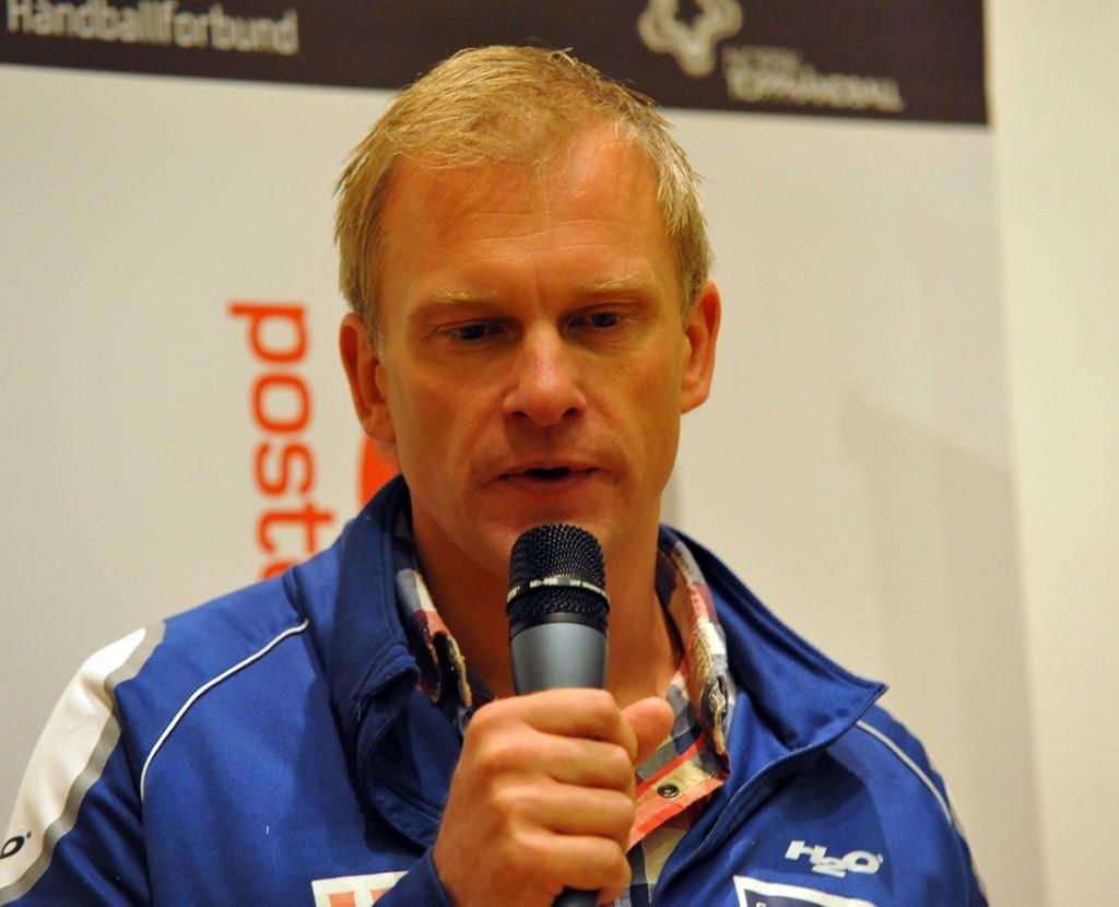 KLAR: Arne Senstad skal trene Oppsals håndballdamer sammen med Djordje Teodorovic neste sesong.
