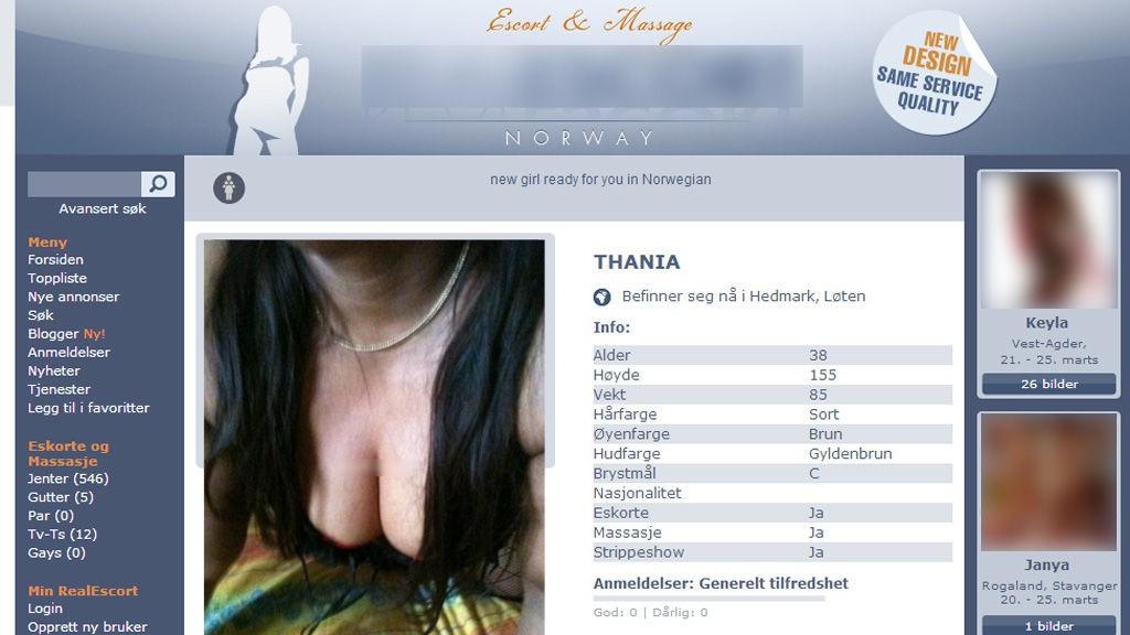 Jenny Skavlan Nude Sex I Tønsberg