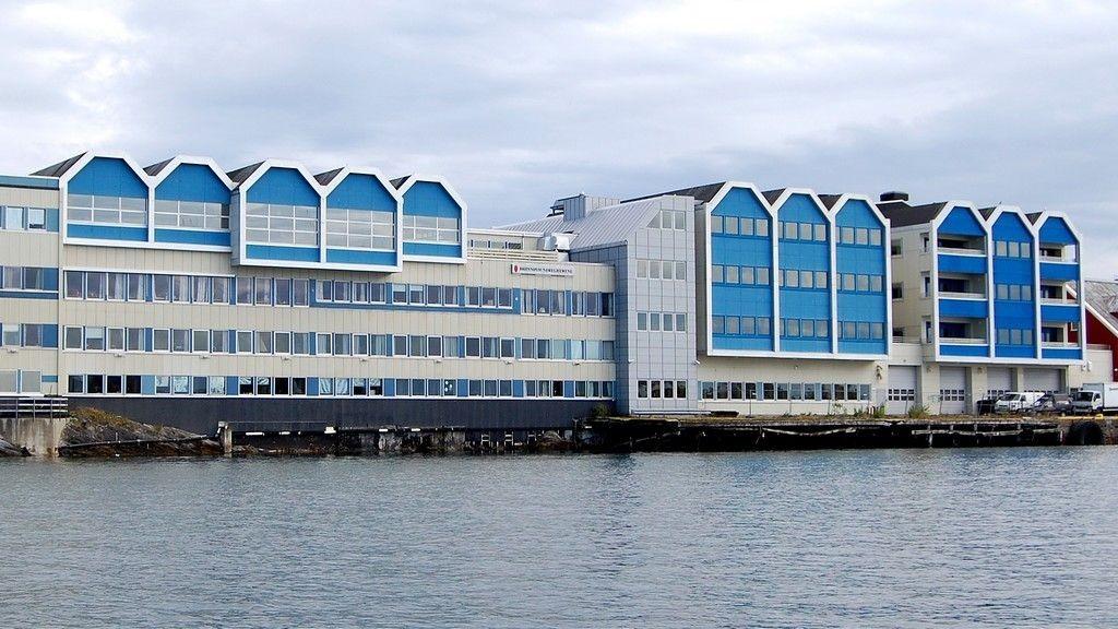 Brønnøysundregistrene fra sjøsiden