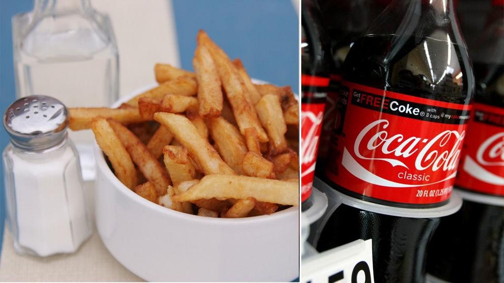 kjøttvarer med mye fett