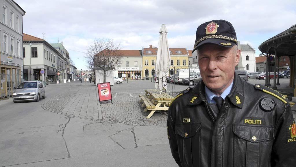 ordenssjef Dag Morten Karlsen
