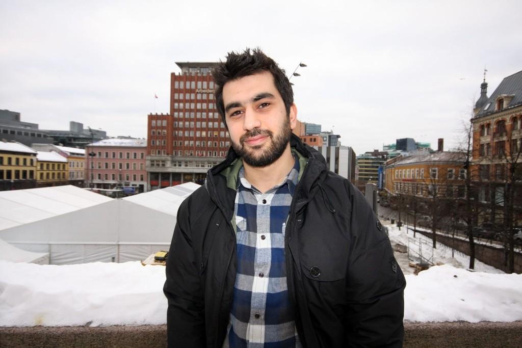 – En fantastisk musikkby: Behnam Farazollahi mener Oslo har et musikkliv med en bredde våre nabobyer og land kan misunne oss.