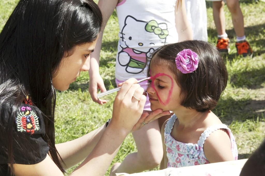 FIKK STØTTE: Lindeberg kulturfestival, som går av stabelen 1. juni, fikk 80.000 kroner av frivillighetsmidlene som nylig ble delt ut i bydel Alna.