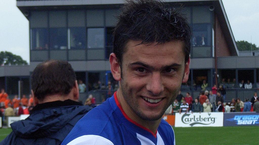 Helder Postiga i aksjon for FC Porto i 2007