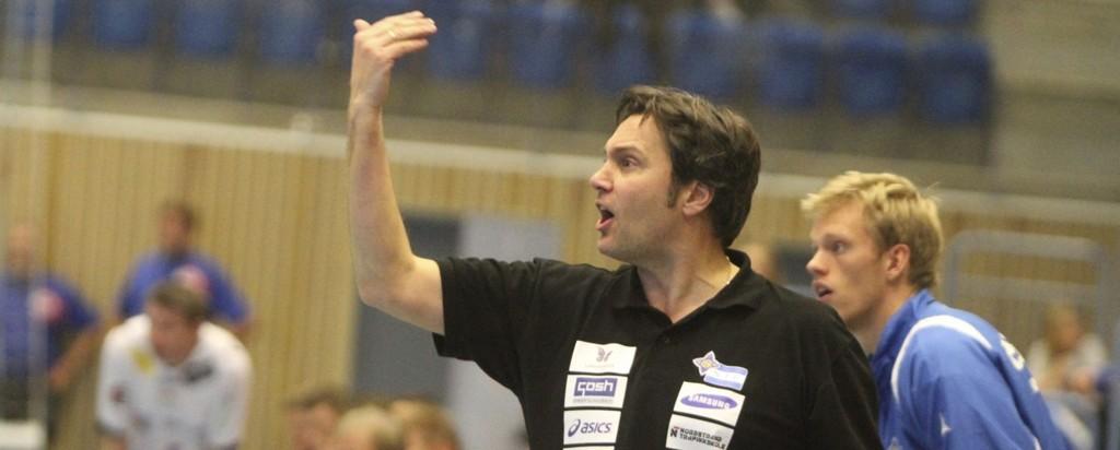 BYTTER KLUBB: Frode Scheie forlater BSK/NIF til fordel for konkurrenten Follo HK de to neste sesongene. Foto: Arild Jacobsen