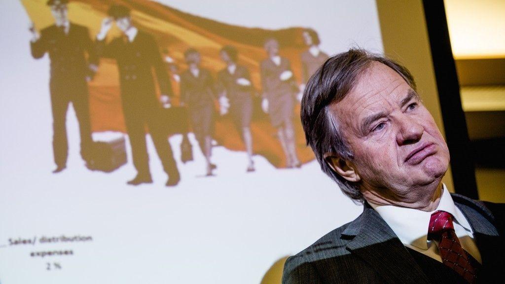 Norwegian Bjørn Kjos