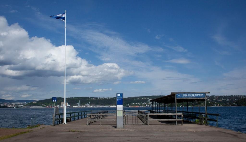 FORURENSET: Oslo kommune fraråder folk å oppholde seg på Langøyene.