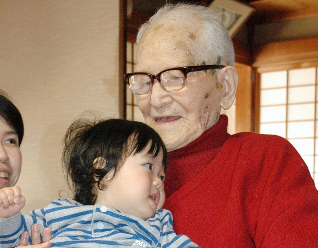 verden eldste person