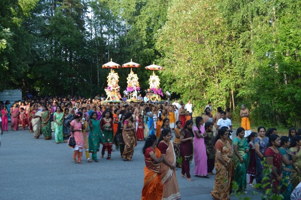 fest og høytid hinduisme