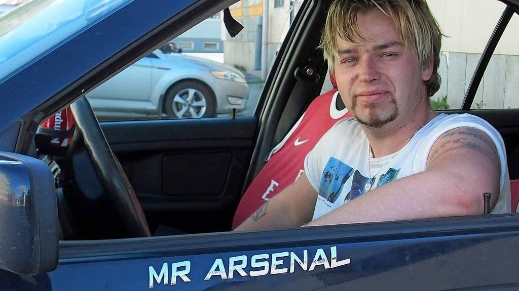 Nils Eirik Arsenal Lindgaard (30)