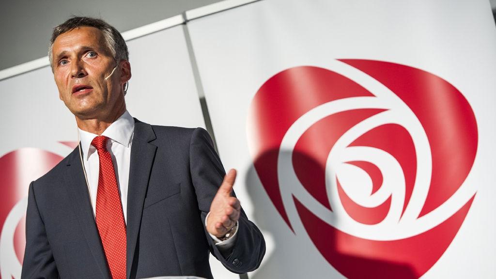 TAR INNPÅ. Jens Stoltenberg og Arbeiderpartiet går fram i VGs meningsmåling onsdag.