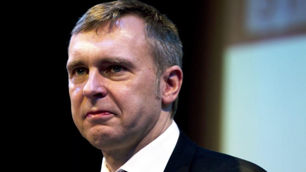 President og CEO Sven Ombudstvedt i Norske Skog.