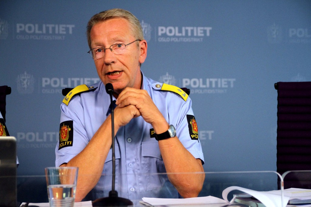 Visepolitimester Roger Andresen håper en ny ransgruppe ved Grønland politistasjon skal ta knekken på personranene i Oslo.