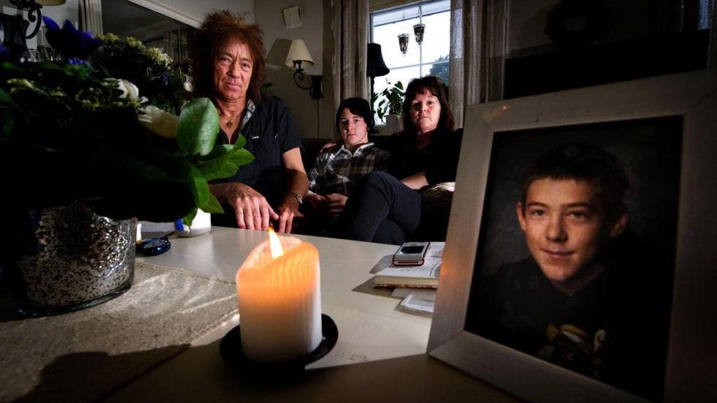 VANT SAKEN: Familien Fjeld og Levell Hansen har fått medhold i at Andreas Levell Hansen (21) døde av overdose fordi rutinene sviktet. (Foto: Erik hagen)
