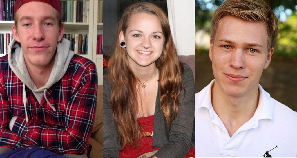 Benjamin, Ida og Lars er ferdig med videregående skole, men har valgt ulike veier å gå videre etter 13 års skolegang.