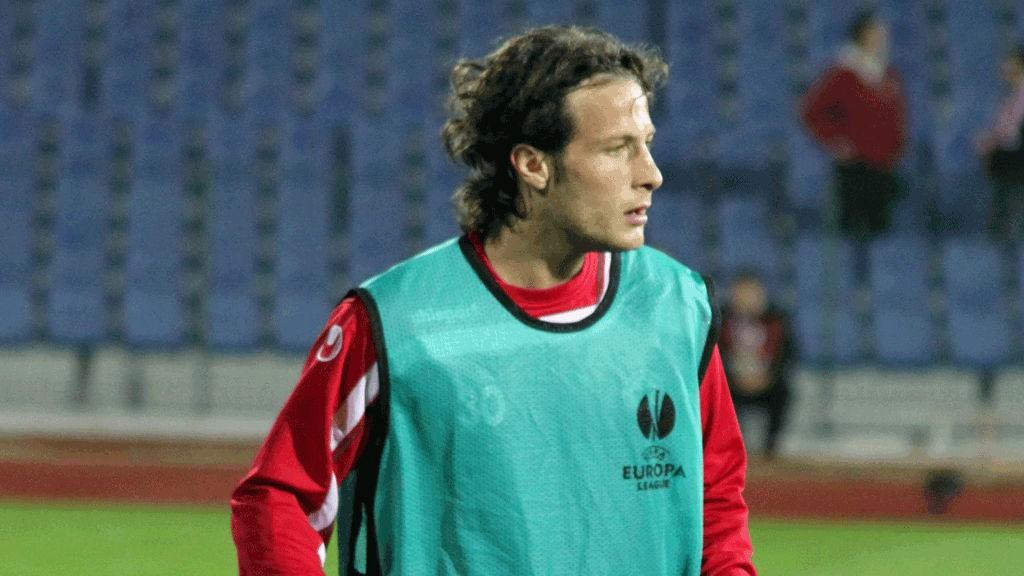 Siena spiller Fabrizio Grillo