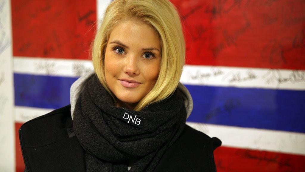 OL-HÅP: Silje Norendal er et stort håp i OL-grenen slopestyle. Foto