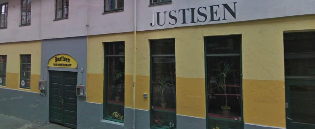 PINKODESNAPPING: Størstedelen av tyveriene skjedde på Justisen i Møllergata.