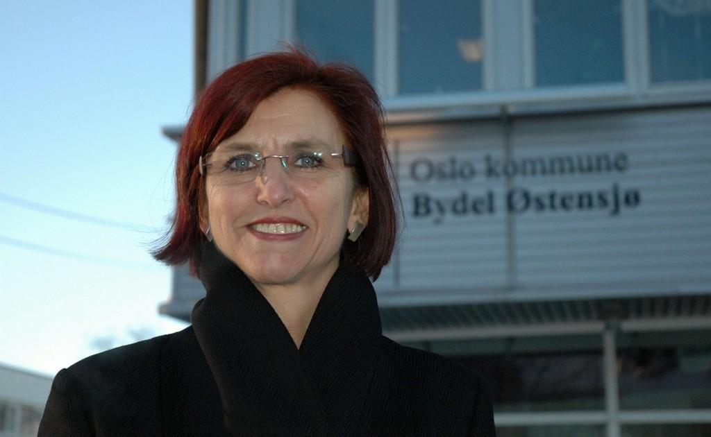 ØKONOMISK BALANSE: – Den jevne innbygger kommer ikke til å merke noe. Vi skal fortsette med de samme gode tjenestene, sier bydelsdirektør Tove Stien i Østensjø.