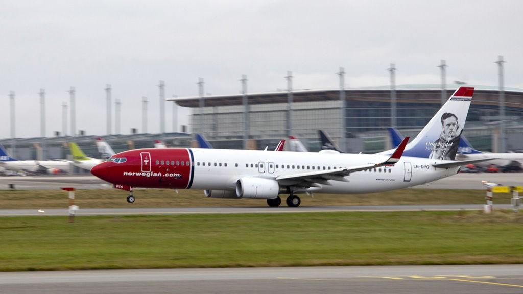Norwegians baser i Norge og København blir rammet ved en eventuell streik fra onsdag morgen.