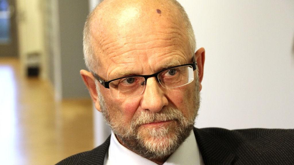 REAGERER: Advokat Trond Peder Nilsen er forsvarer til ettåringens far.