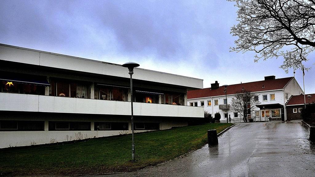 DØDE: En beboer døde etter en fallulykke ved Tingvoll sykehjem lørdag 21. desember.