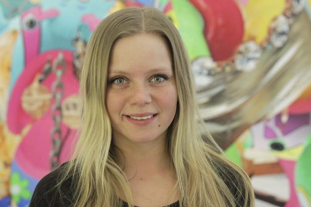 VIL HA KANDIDATER: Ungdomsrådsleder Ina Trøan Berg oppfordrer folk til å nominere engasjert ungdom med det lille ekstra til Ungdommens Kulturpris.