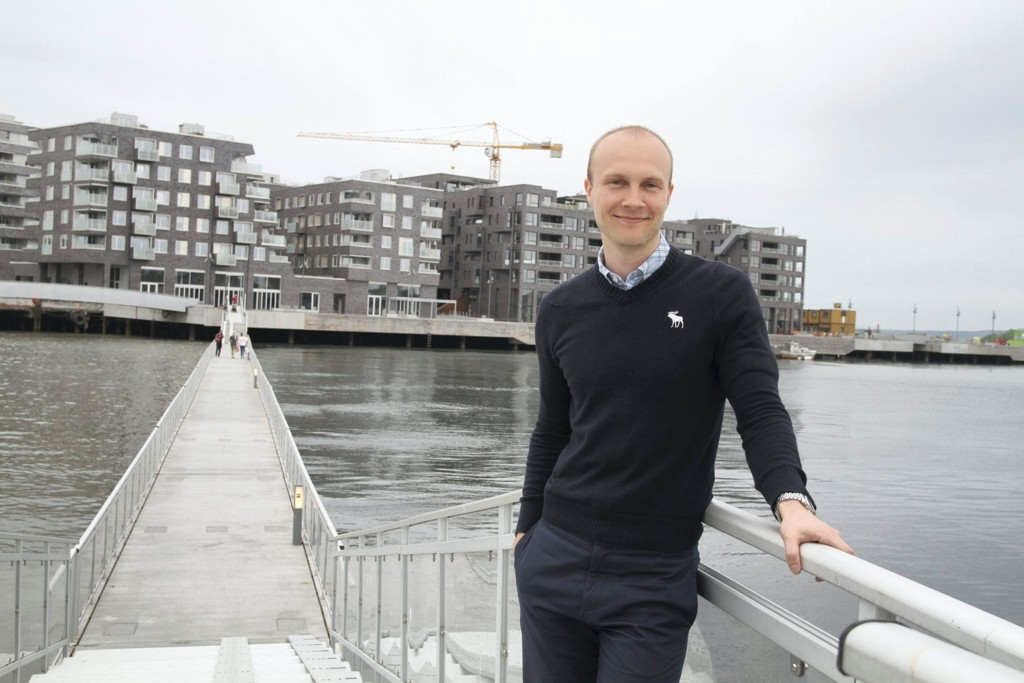 Eirik Eide skriver om Fjordbyen for dittOslo.no.