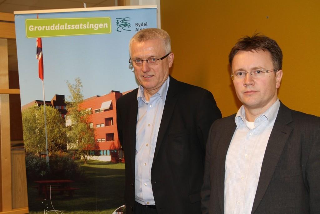Arild Olsen og Espen Rokkan ønsker å rydde opp i eventuelle misforståelser og skepsis rundt en privatisering av barnehagene.