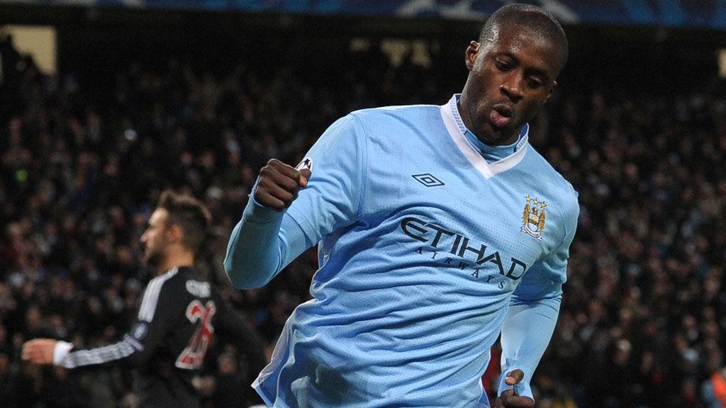 Tidligere Barcelona-stjerne Yaya Touré blir en av Manchester Citys nøkkelspillere i kveldens superkamp.