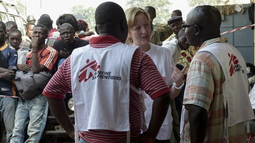 Lindis Hurum er nødhjelpskoordinator for Leger Uten Grenser i Den sentralafrikanske republikk. Hun reiser tilbake til landet i mars måned.