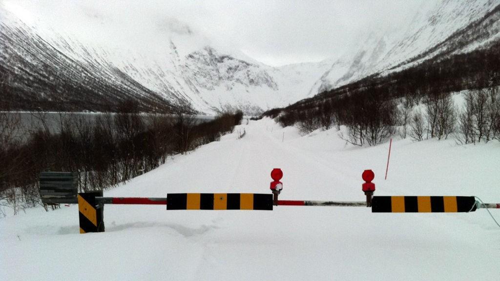 SKREDFARE: Det er stor skredfare, særlig i Nord-Norge der det er lenge siden det har vært så høy skredfare som nå.