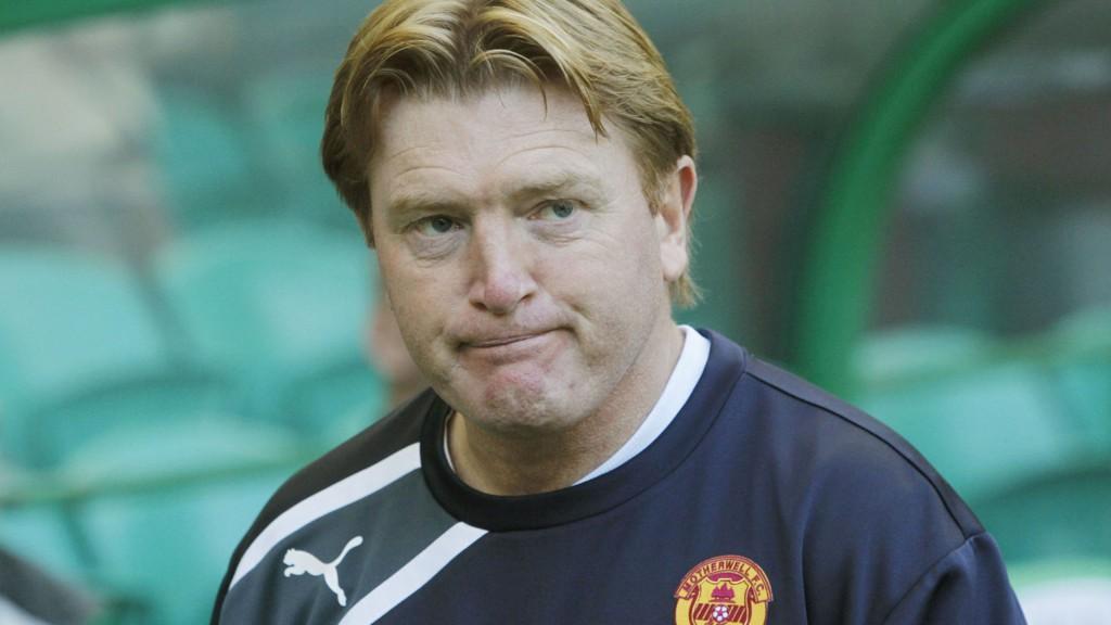 Motherwell-trener Stuart McCall har klaget over alle skadene laget har før kampen mot Dundee United.