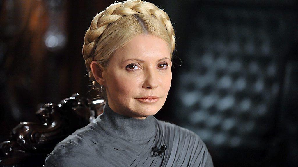 Ukrainas folkevalgte har vedtatt en lov som åpner for at opposisjonsleder Julia Timosjenko kan løslates.