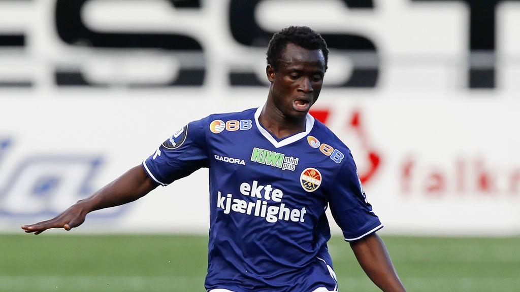 TILBAKE: Mohammed Abu har blitt Strømsgodset-spiller igjen.