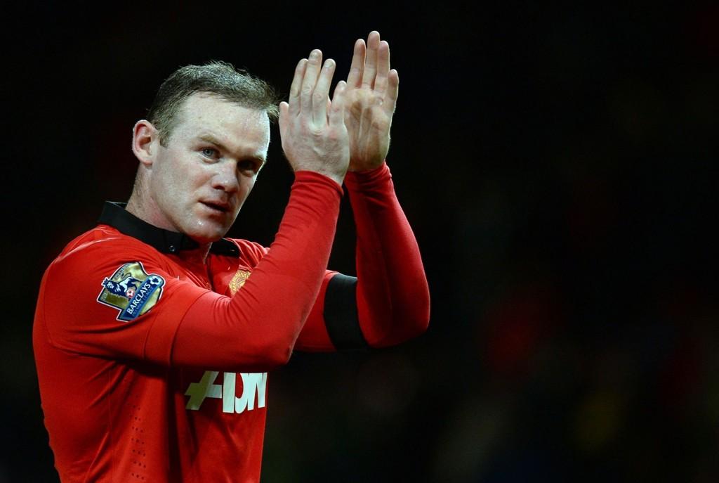 NY KONTRAKT: Wayne Rooney er Manchester United-spiller i fem og et halvt år videre.