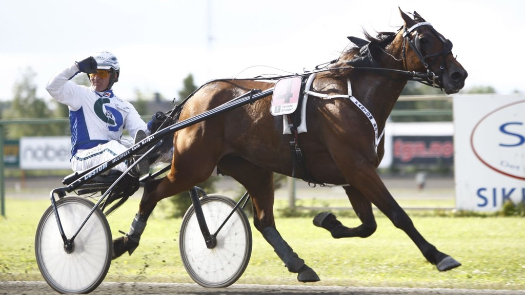 Fantom Rols og Hans Chr Holm har feiret mange triumfer sammen. I dag blir ekvipasjen en av dagens største favoritter. hesteguiden.com